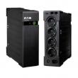 Eaton Ellipse ECO 650 DIN tower/wall/rack (kit za wall/rack montažu se naručuje posebno) UPS sa Tel/Ethernet zaštitom po IEC 61643-1 standardu, 650VA/400W, 2Ux263x235mm (PN: EL650DIN)