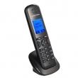 Grandstream-USA DP710 DECT VoIP SIP LCD dodatna slušalica sa punjačem za DP715, do 5 ovakvih slušalica se može prijaviti na jedan DP715 sistem