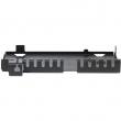 MikroTik RB2011-WMK komplet za zidnu montažu desktop rutera serije RB2011x – fizička zaštita od uključivanja / isključivanja RJ45 / SFP / COM portova