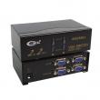 VGA matrix svič & spliter CKL-222B  2-IN/2-OUT, bandwidth 450MHz, 2048×1536p, extend the signal up to 60m