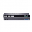 "Grandstream-USA GXW-4224 Enterprise Voice&Fax-over-IP gateway sa 24 x FXS (RJ11 & 50-pin Telco) , 1 x LAN Gb/s, 19""/1U & LCD, 3 SIP server profila, nezavisni nalozi po portu, provisioning, T.38 Fax"
