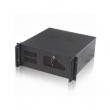 """Rack-mount 4U/19"""" kućište sa vratima i ključem, max EATX 12""""x9.6"""" MB format, 2 x USB + 3 x 5.25"""", 1 x 120mm + 2 x 60mm Fan, 6 x 3.5"""" int. Disk, mesto za standardno ATX PSU, dub. 450mm (NI-N406C)"""