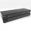 VGA matrix svič & spliter CKL-HV8A8  8-IN/8-OUT with Remote control, bandwidth 250MHz, extend the signal up to 65m