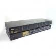 """KVM VGA svič CKL-16AR  16 ports PS/2 + 16 cables 1.5m - bandwidth 200MHz, 1920x1440p, rackmount 19"""", svič: remote control / push button"""