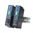 Moxa ICF-1150-S-SC-T Industrial serial RS-232/422/485 to single mode fiber konverter, SC konektor (-40 to 85°C)