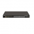 DCN L2 PoE svič S3900-28CP-AC-P-SI  24 x FE + 4 x Gigabit (24xUTP+2xSFP+2xCombo) PoE/PoE+ 370W power budžet, N:1 VLAN Translation & MVR, ACL, Ring Protect. G.8032, OAM 802.3ah/802.3ag & VCT Digital Diagnostic Monitoring