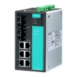 Moxa EDS-508A-MM-SC upravljv industrijski svič 6 x 10/100BaseT(X) ports, 2 x 100BaseFX multi-mode portovi (SC)