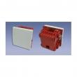 Uložak sa strujnim prekidačem, jednostruki, naizmenični dim. 45x45mm (2M) NP45A11