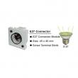 Uložak sa sijaličnim grlom (E27) - dim. 45x45mm (2M) NA242045E27