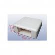 Utičnica nazidna sa otvorom za 1M modul (22.5x45mm) dim. 80x80x40mm NA500B