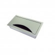 Kutija ugradna metalna stona sa poklopcem 156x80x28mm Legrand FR standard NA27202.5P za montažu modula 45x45mm (5M)