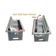 Kutija ugradna (stona) / upodna metalna sa poklopcem 320x146x130mm Legrand FR standard NA27004P za montažu modula 45x45mm (8M)