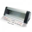Kutija stona metalna srebrna 221x86x90mm Legrand FR standard NA2584SL180 za montažu modula 45x45mm (8M)