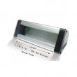 Kutija stona metalna srebrna 311x86x90mm Legrand FR standard NA2584SL270 za montažu modula 45x45mm (12M)