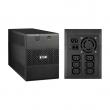 Eaton 5E 1500i USB Line interactive UPS 1500VA/900W sa AVR tehnologijom (Automatic Voltage Regulation), 6 x IEC C13 uzlaz, USB port za komunikaciju, Internet/Tel/Fax prenaponska zaštita (5E1500iUSB)
