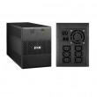 Eaton 5E 1100i USB Line interactive UPS 1100VA/660W sa AVR tehnologijom (Automatic Voltage Regulation), 6 x IEC C13 uzlaz, USB port za komunikaciju, Internet/Tel/Fax prenaponska zaštita (5E1100iUSB)