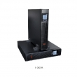 "EAST 1000VA/900W 19""-2U / tower (dubina 442mm) On-line Super-Charger Long-Backup-Time UPS, LCD, PFC i IBM, bez baterija, zašt. telefonske linije, 4x IEC-C13 izlaz, USB, SNMP slot, EA_Search softver (EA901H-RT)"