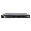 DCN L3-lite svič S5750E-28P-SI  28 x Gigabit (24xUTP+4xSFP), IOS Enhanced Management & Security, IPv6 Dual Stack, Ring Protection G.8032, Energy Efficient Ethernet 802.3az, 6KV lightening protection