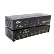 HDMI matrix svič & spliter CKL-444H  4-IN/4-OUT with Remote control, Fully HDMI 1.4 Compliant up to 1080p HDTV