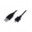 USB kabl za mobilne telefone i tablete, dužine 1m (USB 2.0 AM / Micro 5P), pakovanje za maloprodaje