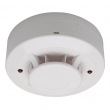Detektor dual termički (vrednost/povećanje) sa 360° LED signalizacijom i bazom, 2-žični, alarmiranje na temp. od 57°C i/ili povećanju temp. bržem od 6.7°C/min, samo-dijagnostika, EN54-5 sertifikovan, model EA323-2