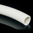 Rebrasta bužir creva savitljiva Kopos MONOFLEX 1432 (Ø32/24.3mm), čvrstoća 320N/5cm, samogasiva (svetlo siva)