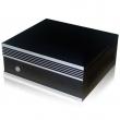"Desktop kućište, Mini-ITX 17x17cm MB format, ventilator 80mm, mesto za 2 x 2.5"" ili 1 x 3.5"" disk, prihvata 1U napajanja do 250W, dubina 211mm (NI-M2)"