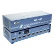 HDMI spliter CKL HD-9842  1-IN/8-OUT, 4K resolution, Fully HDMI 1.4 Compliant up to 1080p Full HDTV, support HDCP