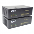 HDMI na UTP extender do 70m preko kat. 5e kabla, FullHD 1080p, 3D i 4Kx2K, HDCP compliant, HDMI 1.4