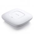 TP-Link EAP120 N300 bežični 300Mb/s gigabit access point 2.4GHz 802.11b/g/n snage 200mW (23dBm), PoE 802.3af, plafonsko-zidno LS0H kućište bez halogena, Multi-SSID, VLAN, QoS, EAP Controller Software