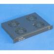 """Ventilator panel 19""""/1U sa 4 ventilatora - za sve tipove rekova (FU4-1U)"""