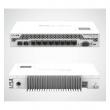 "MikroTik CCR1009-7G-1C-1S+PC Cloud Core Router 7 x GbE RJ45+ SFP slot+ 10GbE SFP+slot +USB, CPU 9 cores x 1GHz, 2GB RAM, touchscreen LCD, VPN-BGP-MPLS-3G ruter/ firewall, desktop/19"", pasivno hlađenje, ROS L6"