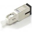 Fiber optički attenuator žensko-muški SC, slabljenje 10dB