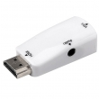 HDMI to VGA mini-converter CKL-046 - pretvara HDMI 1.3 (do 1080p) signal u VGA + audio signal