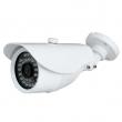 "Kamera Anza Security AZ-B100-HD bullet IP66 Megapixel 1/4"" HD 4-hibrid 720P AHD / CVI / TVI / CVBS 800TVL, 3MP objektiv 3.6mm, HV-ugao 48°, 24 IR LED domet 20m, IR-CUT filter, OSD, AGC, DNR, ATW, AWB, BLC, -20°/+50°"