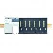 Moxa EDS-82810G Layer 3 upravljivi industrijski modularni svič 28-portni,  6 x slot za 4-portni Fast Ethernet modul + 2 x slot za 2-portni Gigabit Ethernet modul