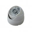"Kamera Anza Security AZ-D60 dome dan-noć 1/3.7"" CMOS 600TVL, objektiv 3.6mm, HV-ugao 48°, 48 IR LED domet 30m, Auto Tracking White Balance, osetljivost 0.1Lux@F1.2, radna temp. -10°/+50°"