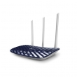 TP-Link Archer C20 AC750 bežični dual band 750Mb/s ruter 802.11ac/a/b/g/n (450Mb/s@ 5GHz/ 200mW high power & 300Mb/s@ 2.4GHz/ 100mW), USB port (File & Print), iOS & Android ap, WDS, WPS, 2 eksterne dual band (4) antenе