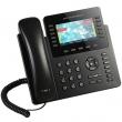 Grandstream-USA GXP-2170 Enterprise 12-line/6-SIP VoIP HD telefon, TFT color LCD 480x272 displej i 2 x Gigabit UTP porta, 4 x 12 BLF tastera, PoE