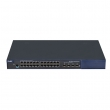 Ruijie RG-S2910-24GT4XS-E L3 svič, 24xGE + 4x10G SFP/SFP+, kapacitet 96Mpps, RIP, VRRP i RLDP, ERPS (G.8032), Network Virtualization (VSU) do 9 članova steka, Dynamic Network Protection (CPP/NFPP), EEE 802.3az