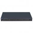 Ruijie RG-S2910-48GT4XS-E L3 svič, 48xGE + 4x10G SFP/SFP+, kapacitet 132Mpps, RIP, VRRP i RLDP, ERPS (G.8032), Network Virtualization (VSU) do 9 članova steka, Dynamic Network Protection (CPP/NFPP), EEE 802.3az