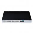 "Ruijie RG-WS6024 19""/1U Wireless kontroler, 24xGE PoE+ 370W (2xCombo RJ-45/SFP) + 2x10G SFP+, konfigurisanje i upravljanje do 24 FIT AP-a (max 128), roming, Load Balancing & Sharing, CAPWAP, WIDS, PEAP/SMS/QR Code Auth"