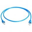 Telegärtner patch cord SFTP kabl kat. 7 duž. 1,0m FRNC - halogen free – plavi (P/N L00000A0084, baziran na Draka 600MHz kablu - fabrički napravljen i testiran