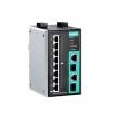 Moxa EDS-P510A-8PoE-2GTXSFP industrijski svič 8 x 10/100BaseT(X) PoE+ porta & 2 x combo Gigabit / 100/1000BaseSFP