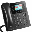 Grandstream-USA GXP-2135 Enterprise 8-line/4-SIP VoIP HD telefon, TFT color LCD 320x240 displej i 2 x Gigabit UTP porta, Bluetooth, PoE