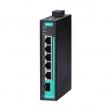 Moxa EDS-G205-1GTXSFP-T 5-portni gigabitni industrijski svič,  4 x 10/100/1000BaseT(X) + 1 x combo 10/100/1000BaseT(X) / 100/1000BaseSFP port, -40 to 75°C