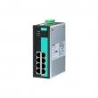 Moxa EDS-G308-T 8-portni gigabitni industrijski svič, 8 x 10/100/1000 BaseT(X), -40 do 75°C