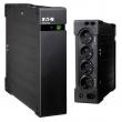Eaton Ellipse ECO 650 USB DIN tower/wall/rack (kit za wall/rack montažu se naručuje posebno) UPS sa Tel/Ethernet zaštitom po IEC 61643-1 standardu, 650VA/400W, 2Ux263x235mm (PN: EL650USBDIN)