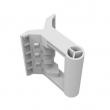 MikroTik quickMOUNT extra držač većih antena za zid ili stub - kompatibilan sa mANT, SXT, Omnitik, BaseBox, DynaDish uređajima