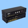 HDMI matrix svič & spliter CKL-224H  2-IN/4-OUT with Remote control, Fully HDMI 1.4 Compliant up to 1080p HDTV